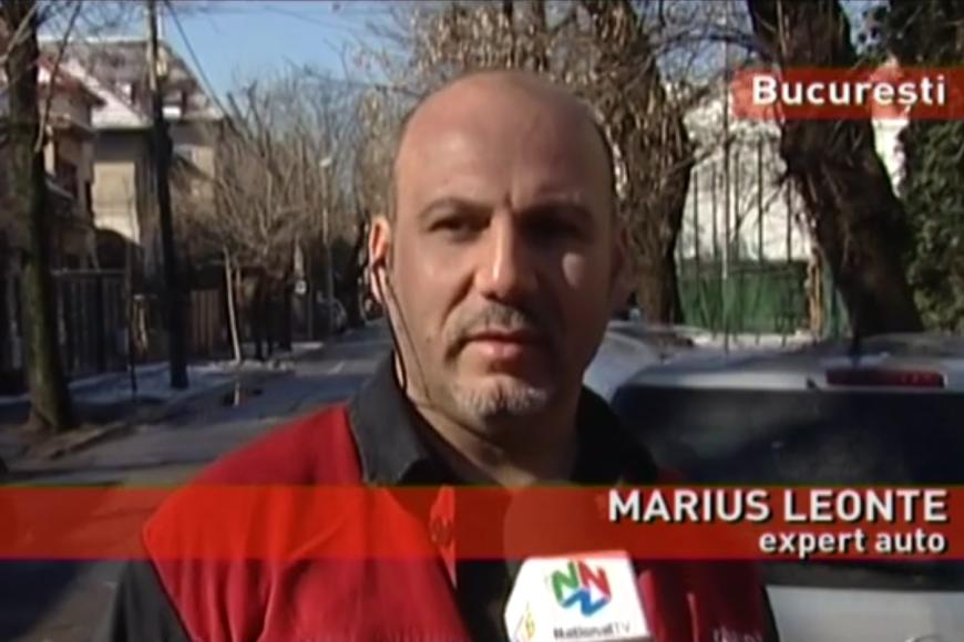 Interviu National TV – Marius Leonte, expert auto