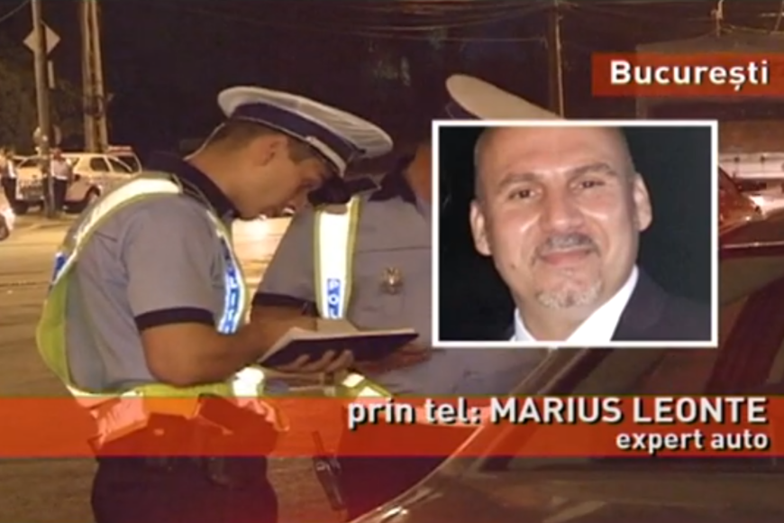 Curse ilegale – Marius Leonte, expert auto la National TV