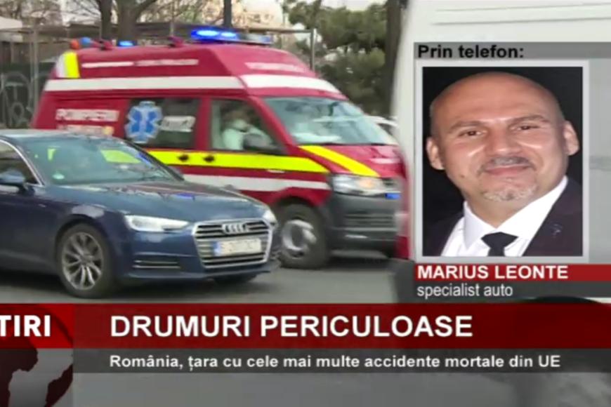 România, țara cu cele mai multe accidente mortale din UE